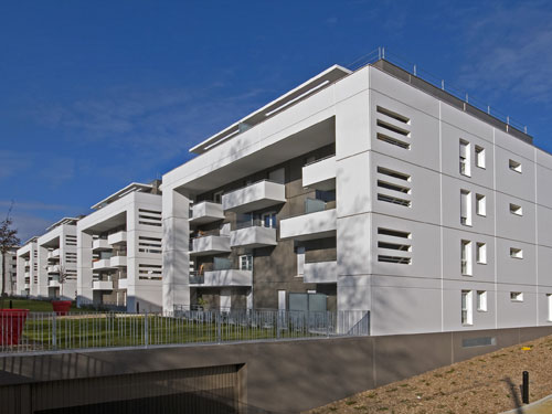 50 logements collectifs