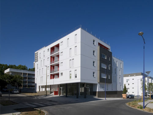25 logements collectifs