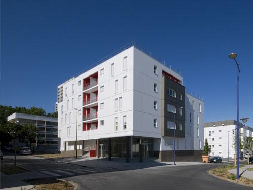 25 logements collectifs