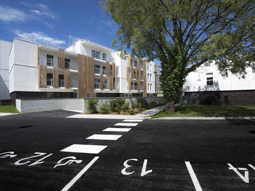 55 logements collectifs